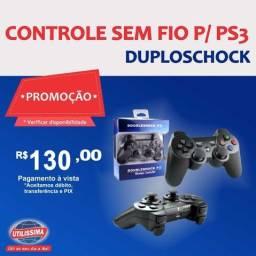 Controle PS3 doubleshock  ? Entrega Gratis