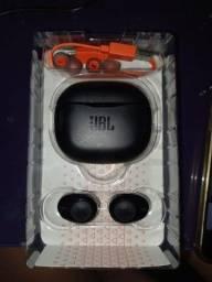 Fones de Ouvido Bluetooth JBL Tune 120TWS -Preto