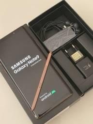 Samsung Note 9 512gb NOVÍSSIMO
