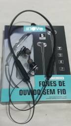 Título do anúncio: Vendo Fone de ouvido sem fio Inova