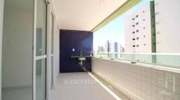 Apartamento com 3 dormitórios à venda, 126 m² por R$ 620.000,00 - Bessa - João Pessoa/PB