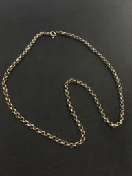 Cordão ouro Elo português