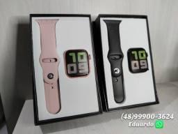 Título do anúncio: Relógio Smartwach X7 Sport Faz Recebe Ligações Ios Android