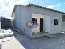 RE#Casa 2 quartos,1 suíte, piscina e churrasqueira por R$ 160.000 - Unamar - Cabo Frio!!