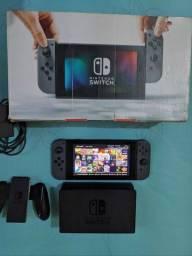 Nintendo switch desbloqueado 64gb