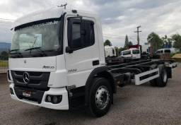 Mercedes Benz Atego 1726 - 4x2 No chassi