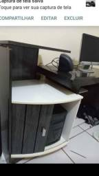 Vendo mesa de pc e computador junto, windows 7