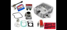 Título do anúncio: Kit Motor Titan 150 / Bros 150 Completo Leia