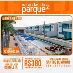Título do anúncio: Varandas do Parque 2 no Santos Dumont
