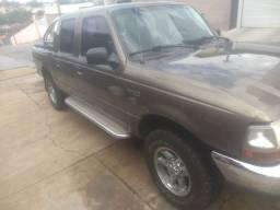 Ranger 2001 XLT CD turbo diesel