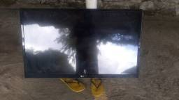 TV led Lg 49 polegadas + TV box