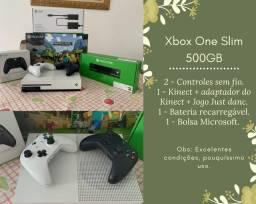 Vendo Xbox One Slim
