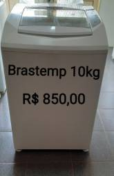 Lavadora de roupas Brastemp 10 kg semi nova