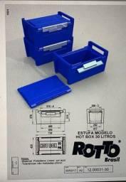 CAIXA TERMICA HOT BOX 30 litros