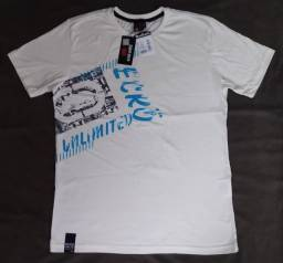 Camisa Ecko Unltd Tam-M (original / novo)