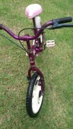 Título do anúncio: Bicicleta Caloi Feminina aro 16