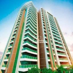 Título do anúncio: Apartamento com 4 dormitórios à venda, 182 m² por R$ 1.335.000,00 - Guararapes - Fortaleza