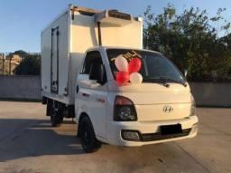 Hyundai HR 2.5 baú refrigerado (parcelo)