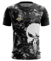Camiseta Camisa Choque-rcl (uso Liberado)