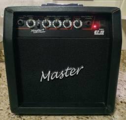 Amplificador para guitarra Master GT-15