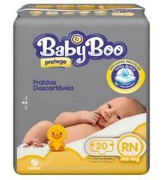 Título do anúncio: Fralda Baby Boo