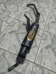 Título do anúncio: Escapamento esportivo CP Pro Tork para Neo 125