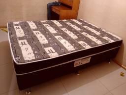 Título do anúncio: FAMILIA VENDE TUDO: CAMA BOX CONJUGADO ORTOBOM 1,40 x 1,98 na garantia de fábrica