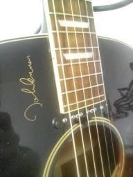 Título do anúncio: Violão Epiphone EJ-160E John Lennon