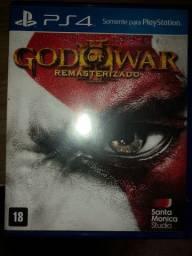 Jogo God Of War 3 Remastered PS4