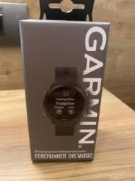Garmin Forerunner 245 Music Smartwatch Gps Preto