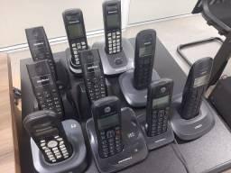 Título do anúncio: Telefone sem fio ( usado)