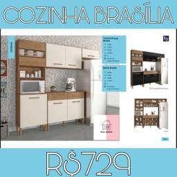 Cozinha Brasília promoção