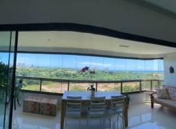 Título do anúncio: Greenville Lumno Vista mar Varandão Gourmet 225m 4 suítes Fino Acabamento
