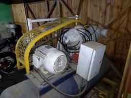 Compressor de 40 pes