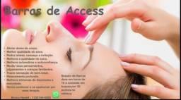 Terapeuta holístico - barras de Access