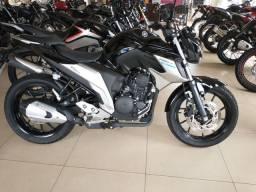 Yamaha Fazer 250 2018 baixo KM