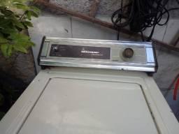 Lavadora Brastemp - 8kg- Branca - Antiga-Raridade Funciona td