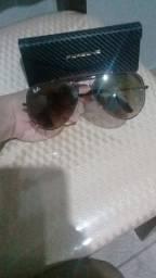 Título do anúncio: Óculos de sol marca Ray Ban