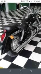 Honda shandow 750 cc