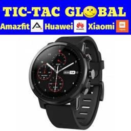 Promoção!!! Amazfit STRATOS 2 - versão global - (novo lacrado) Relógio Smartwatch