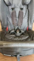 Cadeira para carro Matrix Evolution K Burigotto, Mesclado Preta, Selo Inmetro
