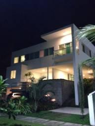 Título do anúncio: Casa Villas do Farol*- Alto Padrão- 550m²- 05Sts+DCE- 04Vgs- Toda Ambientada