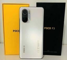 LiquidaFone!! Lançamento Xiaomi Poco F3 256GB 8GB Global Garantia 1 Ano Em Até 18X