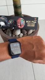 Título do anúncio: Smartchwatch M26 Plus - Relogio inteligente