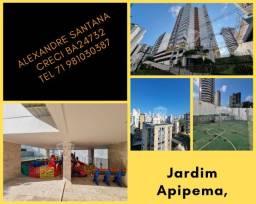 Título do anúncio: Apartamento 3 quartos à venda Jardim Apipema, Salvador - R$ 680.000