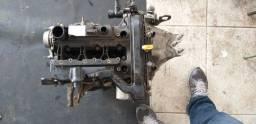 Título do anúncio: Motor Ford Ka 2015 3 cilindros 1.0, cabeçote semi novo, defeito em um cilindro