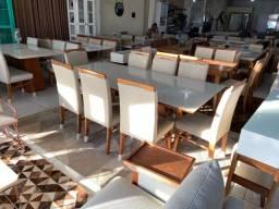 Título do anúncio: Mesa oito de madeira maciça pronta entrega