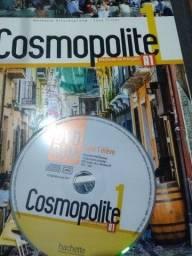 Livro de Francês A1 com CD