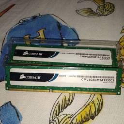 Memória RAM DDR3 Corsair 1333mz