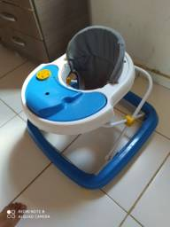 Andajar e carrinho de bebê seminovo 300